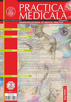 Revista Practica Medicala, Vol. XIII, Nr. 3 (59), 2018