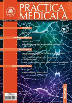 Romanian Journal of Medical Practice | Vol. IX, No. 1 (33), 2014