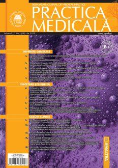 Romanian Journal of Medical Practice   Vol. X, No. 1 (38), 2015