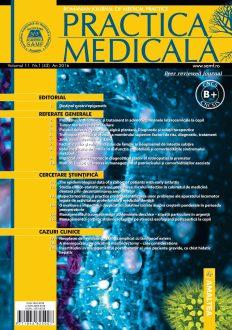 Romanian Journal of Medical Practice   Vol. XI, No. 1 (43), 2016