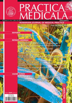 Romanian Journal of Medical Practice   Vol. XII, No. 1 (49), 2017