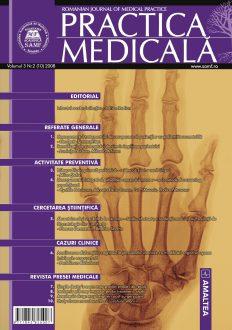Romanian Journal of Medical Practice | Vol. III, No. 2 (10), 2008