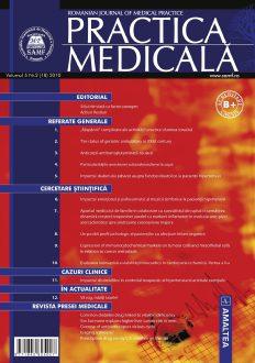 Romanian Journal of Medical Practice   Vol. V, No. 2 (18), 2010