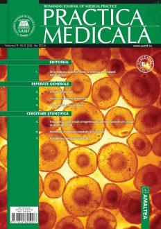 Romanian Journal of Medical Practice | Vol. IX, No. 2 (34), 2014