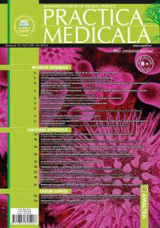 Romanian Journal of Medical Practice | Vol. X, No. 2 (39), 2015