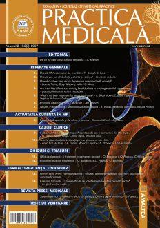 Romanian Journal of Medical Practice | Vol. II, No. 3 (7), 2007
