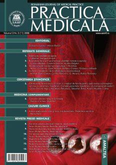Romanian Journal of Medical Practice | Vol. III, No. 3 (11), 2008