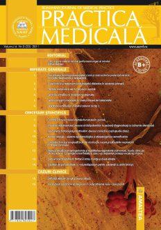 Romanian Journal of Medical Practice   Vol. VI, No. 3 (23), 2011