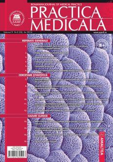 Romanian Journal of Medical Practice   Vol. IX, No. 3 (35), 2014
