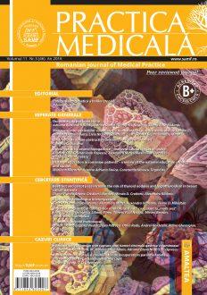 Romanian Journal of Medical Practice | Vol. XI, No. 3 (46), 2016
