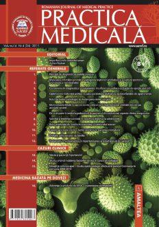 Romanian Journal of Medical Practice | Vol. VI, No. 4 (24), 2011