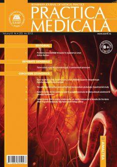 Romanian Journal of Medical Practice | Vol. VIII, No. 4 (32), 2013