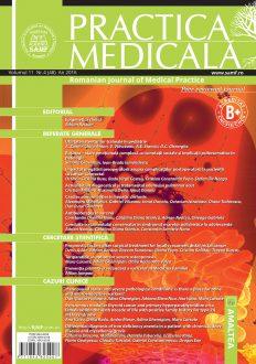 Romanian Journal of Medical Practice | Vol. XI, No. 4 (48), 2016